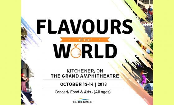 Flavours of Our World